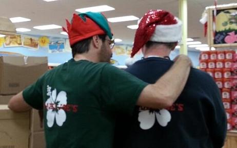 Awesone job Santa