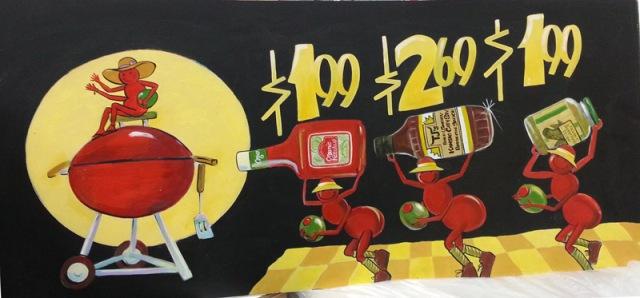 TJ's-Blackboard-art